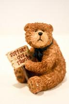 Boyds Bears  John   Libearty Bears  Style # 229705  Classic Figure - $14.25