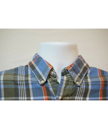 Chaps Ralph Lauren Midweight Button-Front Shirt, Excellent, Men's Medium... - $11.24