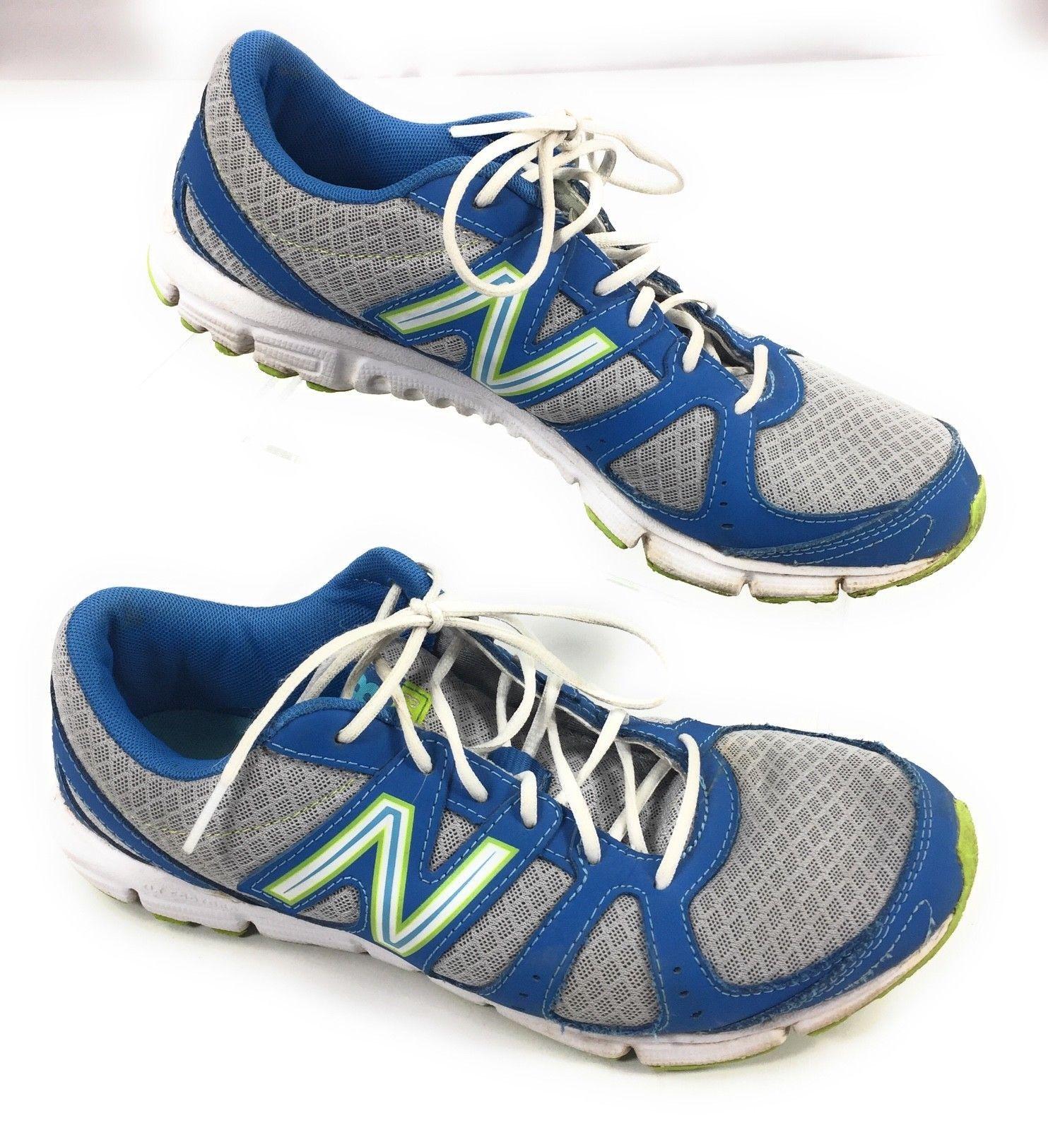New Balance 550 v3 WE550BG3 Blue Lime Green Running Shoes Women's 9.5 B