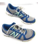 New Balance 550 v3 WE550BG3 Blue Lime Green Running Shoes Women's 9.5 B - £21.58 GBP
