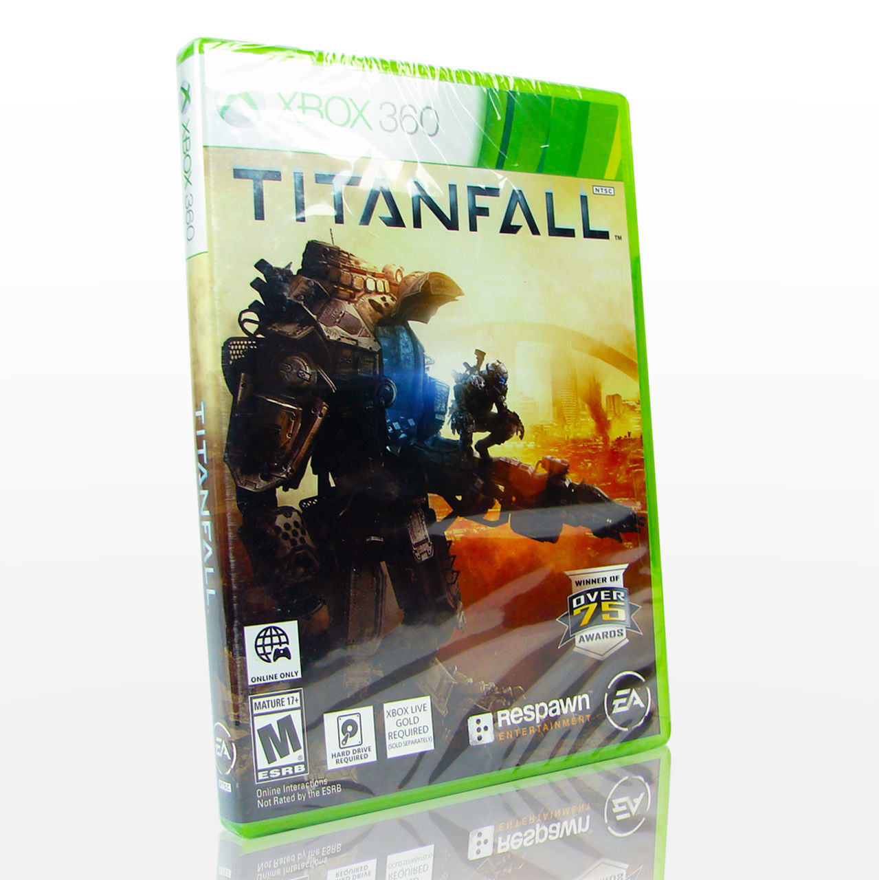 Used, Titanfall - Xbox 360 for sale  USA