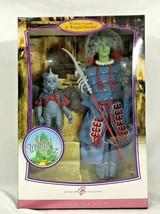Mattel Barbie Doll 2006 Wizard of Oz Winkie Guard & Winged Monkey Pink Label - $148.49