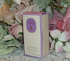 FILLY Five Star Fragrance Co ~ .5 oz / 15ml ~ EDT Eau de Toilette Perfum... - $14.99