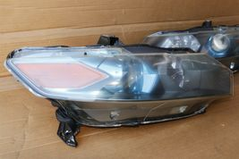 10-11 Honda Insight EX Headlight Lamps Light Set LH & RH image 3