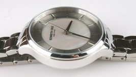 Kenneth Cole KC50017001 Women's 35mm Stainless Steel Watch MOP Dial $125 image 3
