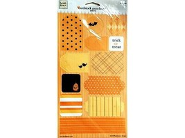 Heidi Grace Designs Halloween Jeepers Creepers Cardstock Punch-Outs, 62 Pieces