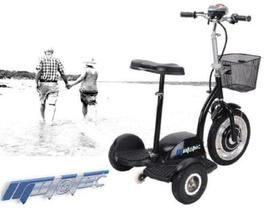 MotoTec Electric Trike 48v 800w Personal Transporter 3 Wheel Electric Scooter image 7