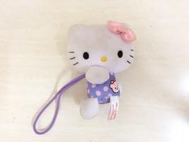 Sanrio Hello Kitty Plush Doll, Strap. 40th anniversary Theme. Rare - $9.99