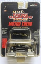 RACING CHAMPIONS MOTOR TREND  ONE OF 19,997 1997 PLYMOUTH PROWLER #115  MOC - $12.86