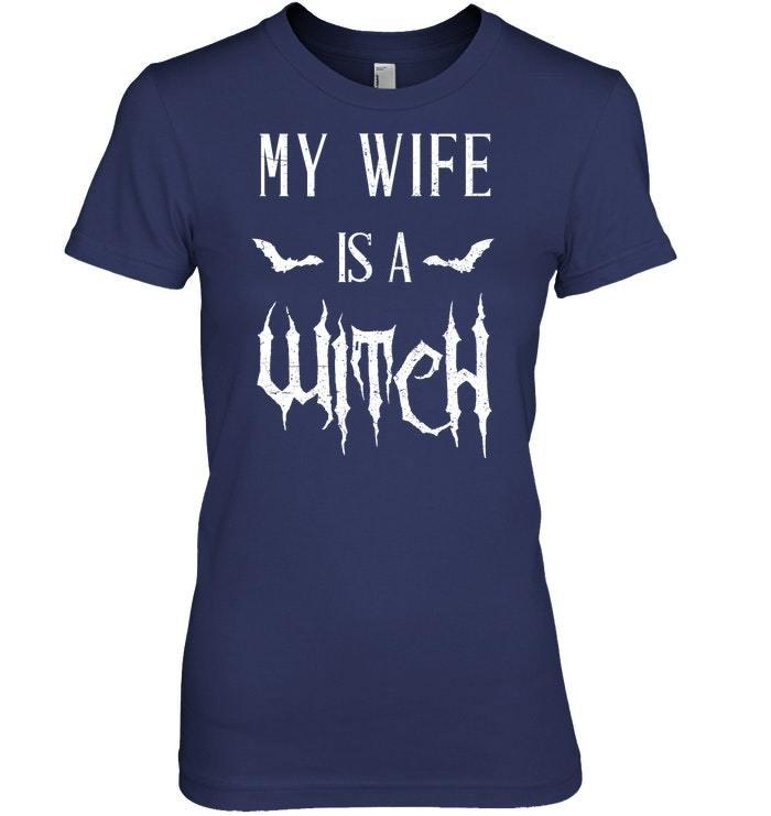 Funny Halloween Tshirt For Husband