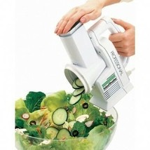 Handheld Electric Vegetable Fruit Slicer Shredder Shred Cutter Machine S... - $80.82