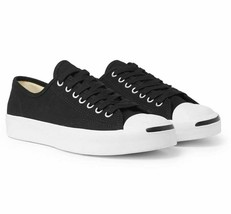 Converse Jack Purcell CP Ox Low Top Black White 1Q699 Mens Canvas Shoes - $54.95