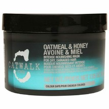 Tigi Catwalk Oatmeal & Honey Intense Nourishing Mask 7.05 Oz / 200 G - $19.79