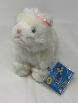 Webkinz Lil' Kinz Persian Cat Plush Soft Stuffed Animal HS110 with Seale... - $11.39