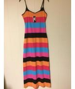 Planet Gold Summer/Beach Maxi Dress  - $6.99