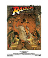 Raiders of The Lost Ark New 24x36 Movie Poster! - $11.14
