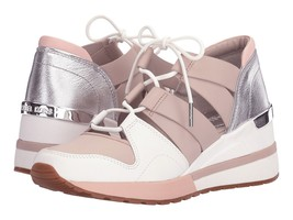 Michael Kors MK Women's Beckett Trainer Sneakers Shoes (6.5)