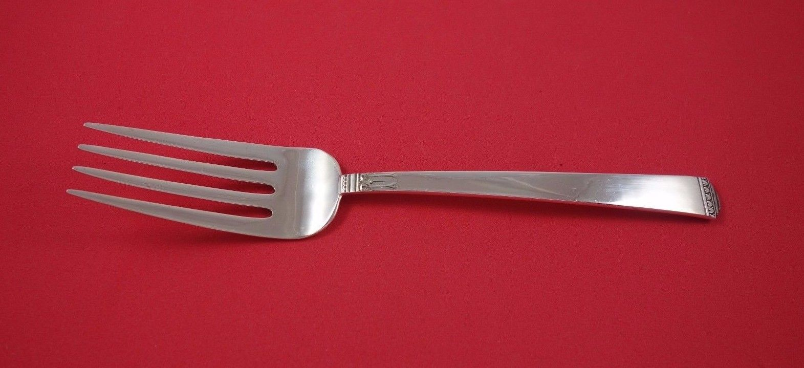 """William and Mary by Lunt Sterling Silver Cocktail Fork 5 1//2/"""""""
