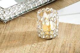 Tolbsplace Candleholders Crystal Drop Candleholder - $17.92