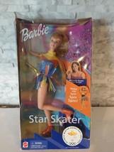 Barbie Mattel Star Skater 2002 Olympics Salt Lake Winter - $26.73