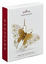 Hallmark: Brilliant Butterflies - Series 2nd - Keepsake Ornament 2018 - $15.49