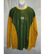 Green Bay Packers Long Sleeve Shirt –  Size XXL (Tall) Nike Team Branding - $29.69