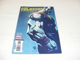 2005 X-MEN Colossus Bloodline Comic Book #4 Of 5 Guc - $7.99