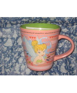 Disney Store Tinkerbell Ceramic Coffee Cup. Brand New.  - $22.00