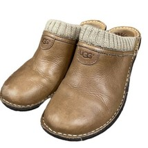 UGG Leather Clog US Sz 8 S/N 1937 - $34.64