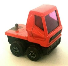 """Lesney Truck Cab Tractor Trailer Front 1973 Matchbox Toy England Loose 1.5"""" Red - $5.94"""