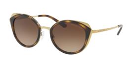 MICHAEL KORS Sunglasses CHARLESTON MK 1029 116813 Gold & Tortoise w/ Bro... - $159.99