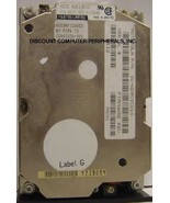 "136MB 3.5"" SCSI 50PIN Drive Fujitsu M2613ESA Tested AS IS - $19.95"