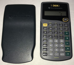 Texas Instruments TI-30XA Calculator Tested Works Perfectly - $9.79