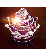 Haunted PERFUME 14X TREATED LIKE ROYALTY MAGICK CROWN WITCH CASSIA4 - $38.00