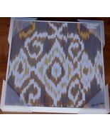 """Target Wall Art - 12"""" x 12"""" - NEW - 074-12-1764 - Brown Deco Pattern Pla... - $19.79"""