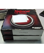 National Oil Seals #710563 - $29.99