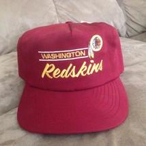 Nwt Vintage Washington Redskins Annco Snapback Hat Brand New Nfl - $44.55