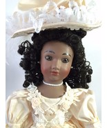 """COLLECTIBLE CONCEPTS Patricia Loveless """"DANIELLE"""" Doll #571 of 2000 18"""" ... - $160.81"""