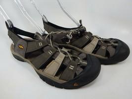 Keen Newport H2 Taglia 10.5 M (D) Eu 44 Uomo Sport Sandali Scarpe Inserti