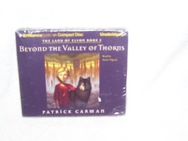 Beyond The Valley of Thorns Land of Elyon Book 2 Audio CD Book NEW Unabr... - $7.96