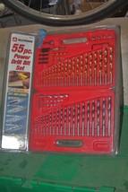 Alltrade 55 Pc Power Drill Bit Set 480462 - $19.00