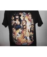 2007 WWE Smackdown ECW RAW 2 Sided T-Shirt Medium - $19.99
