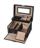 Jewelry Box, Girls Jewelry Organizer, Lockable Mirrored Storage Case, Gi... - $106.42