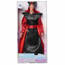 Disney Princess Jafar from Aladdin Classic Doll 12 inc New with Box - $19.83