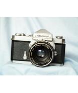 Nikon Nikkormat FTN Mechanical SLR Camera c/w Nikkor 50mm Lens  - Nice Set - $80.00