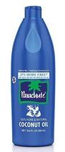 Parachute Coconut Oil 18.8 fl.oz. 555ml - 100% Pure, Unrefined, Expeller Pressed
