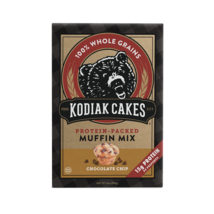 Kodiak Cakes Chocolate Chip Muffin Mix, 14 oz - $17.19