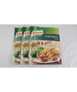 Knorr Champignon Fine Mushroom Sauce -Made in Germany-Pack of 3 -FREE SH... - $17.81