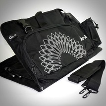 Yoga EVO Mat Bag All In One Black Open End Gear Carrier Removable Padded... - $716,42 MXN