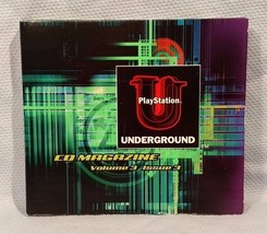 PlayStation Underground Vol. 3 Issue 3 (3.3) PS1 PSX Complete Tested - $11.59